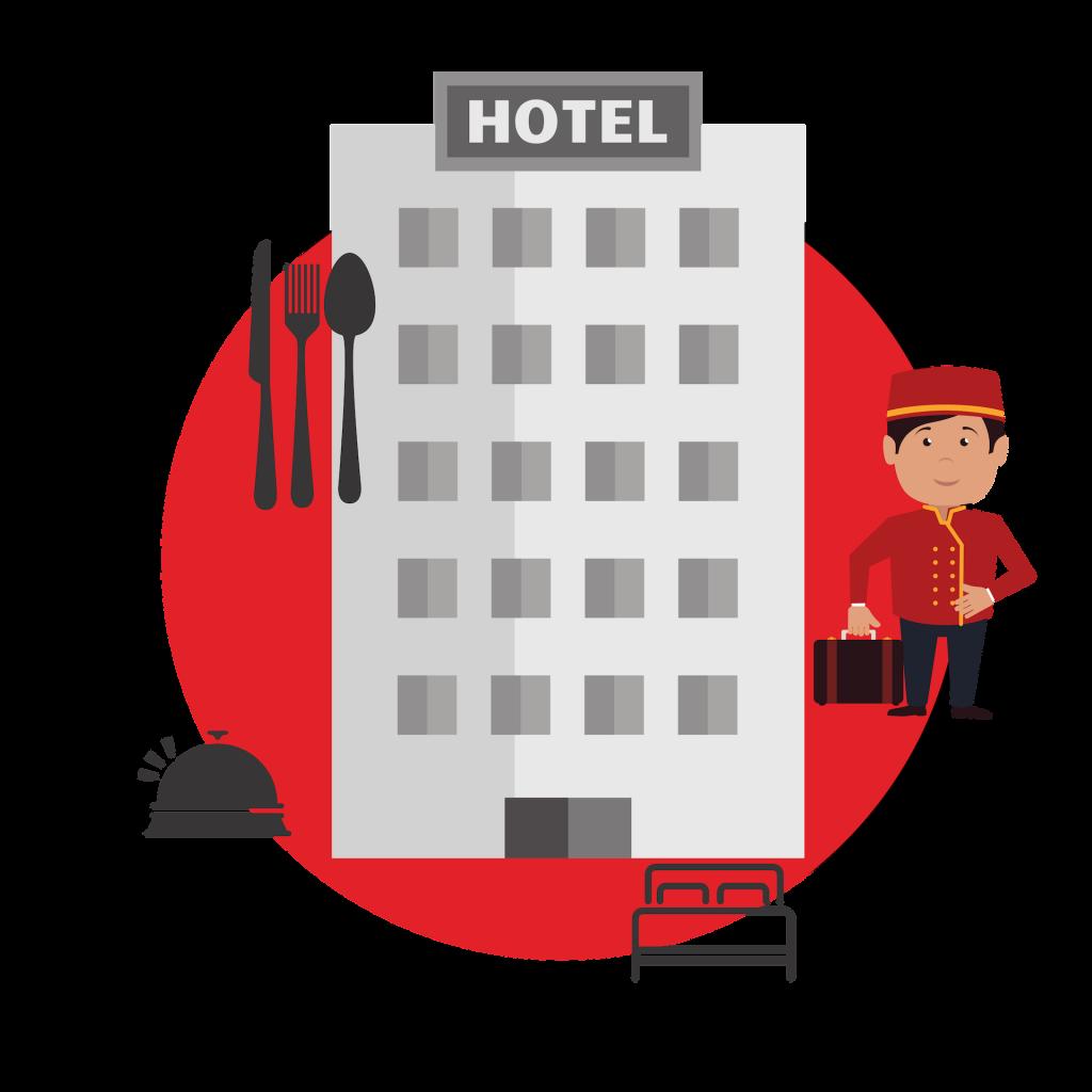program dla hoteli chart